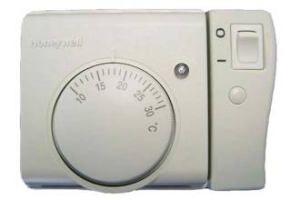 10 to 30°C Cool or Heat Thermostat