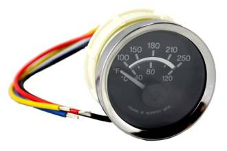 0 to 150 °C (300 °F) Electric Gauge 12V