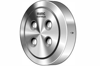 Maric Wafer Style Flow Control Valves