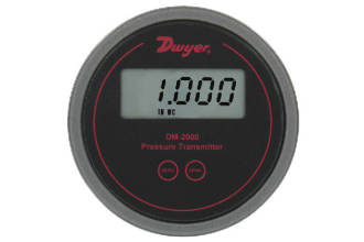 Differential Pressure Transmitter LCD