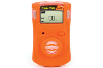 0 to 100 ppm H2S Monitor c/w Hibernate