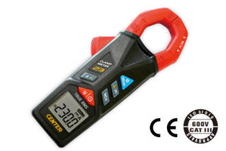 TRMS AC/DC Smart Clamp Meter (Pocket)